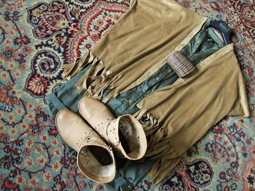 Autumn outfit n.3: Rock &West