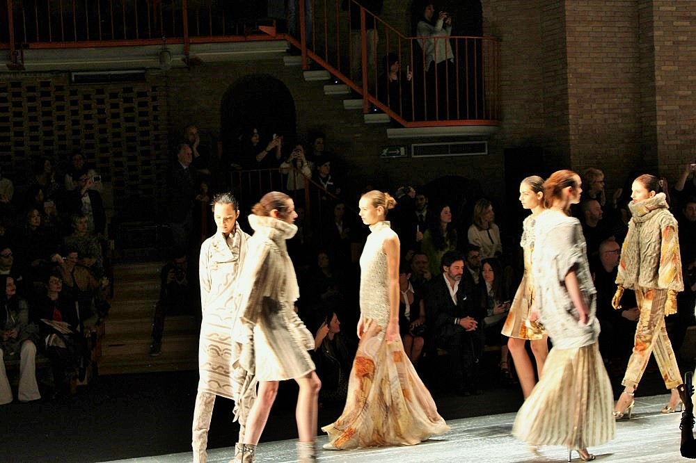 Milano Fashion Week part 4 – Laura Biagiotti fashion show