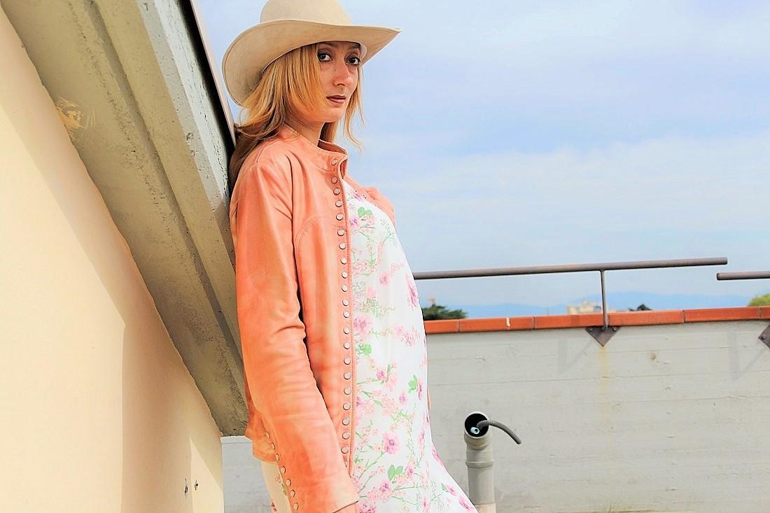 Fiori rosa fiori di pesco stylosophia fashion blog for Cabine bon ton roulet sul fiume