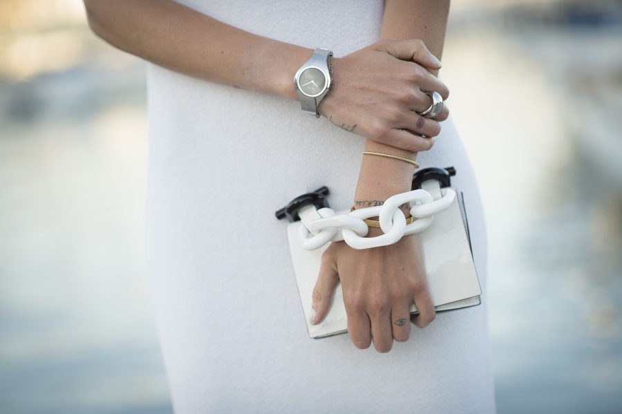Fashion inspiration n. 27: Total white trend